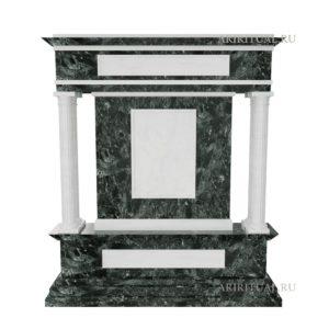Строгий элитный памятник