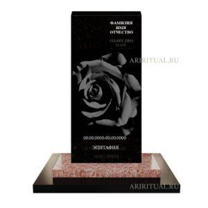 Женский памятник Роза