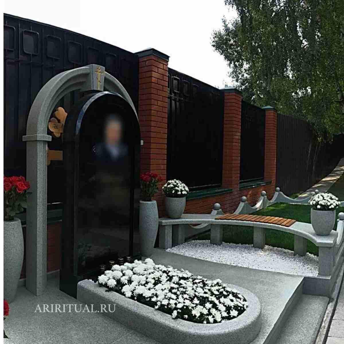 Как мы создаем надгробные памятники