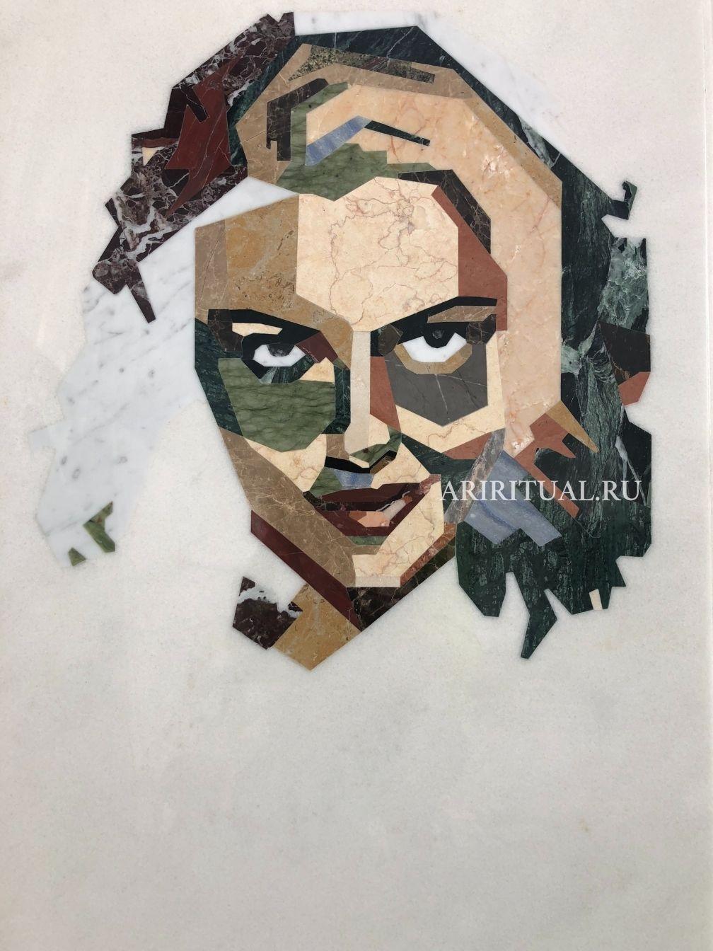 флорентийская мозайка 9