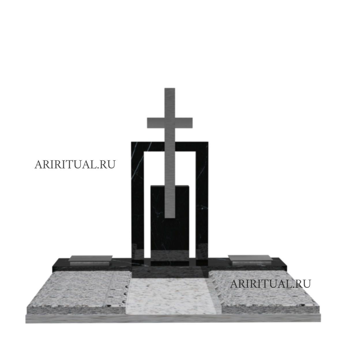 памятник крест на могилу 2