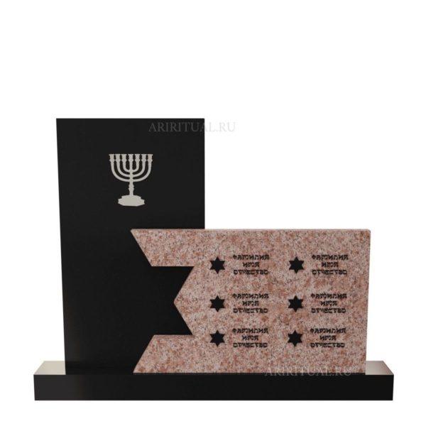 Еврейский семейный памятник