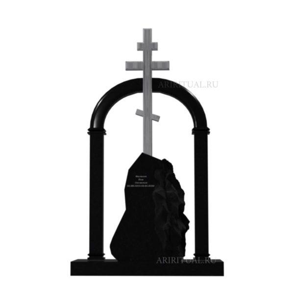 Православный памятник Голгофа